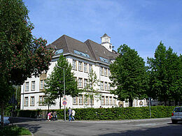 Pestalozzischule Durlach. Foto: pm