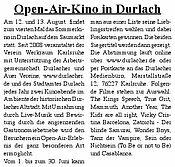 Durlacher Blatt | 03. Juni 2011