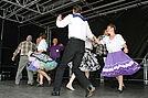 Squaredance Club Lovely Caotics e.V. beim Europafest 2011. Foto: cg