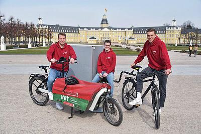 """""""TheLocalOne"""" erhält seine Prokdukte von Anbietern aus Karlsruhe. So soll gemeinsam die lokale Wertschöpfung gestärkt werden. Foto: TheLocalOne"""