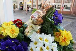 In diesem Jahr heißt es (auch) an Ostern: #stayathome. Foto: cg
