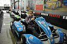 1. Erlebnis-Tour zum Kart & Eventcenter Karlsruhe am 17. März 2011