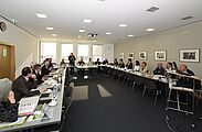 Wohnungsbaupolitik im Fokus. Foto: pia