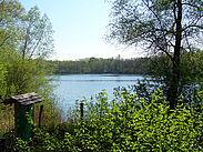 Erlachsee in Durlach. Foto: cg