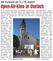 Wochenblatt (Gesamtausgabe) | 08. Juni 2011