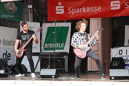 05 Durlacher Altstadtfest – Talentwettbewerb & Samstagstour - Auch am Stamstag war Durlacher.de beim 38. Durlacher Altstadtfest mit der Kamera unterwegs. (106 Fotos)