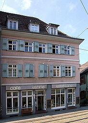 Café Kehrle - Außenansicht. Foto: pm