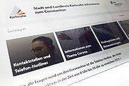 Info-Portal der Stadt und des Landkreises Karlsruhe. Foto: cg