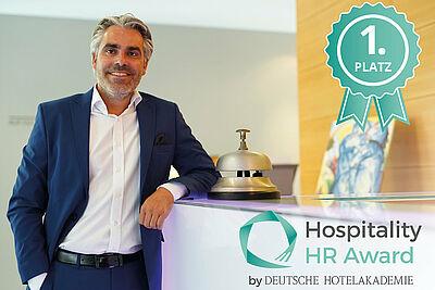 Marcus Fränkle – Geschäftsleiter Hotel Der Blaue Reiter. Foto: pm