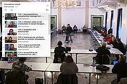 Die Sitzungen des Ortschaftsrates Durlach werden in einem Pilotprojekt aufgezeichnet. Grafik (Screenshot): YouTube