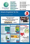 Rundum gesund Apotheken: Aktionen und Angebote im Januar 2020. Grafik: pm