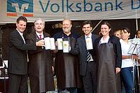 Das Durlacher Altstadtfest ist eröffnet...