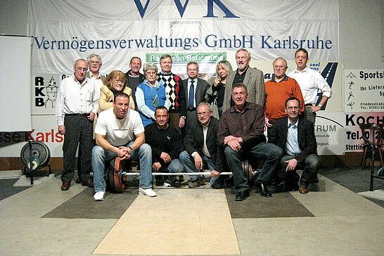 17 Bürgertreff beim KSV Durlach - Die Bürgergemeinschaft Durlach und Aue 1892 e.V. stellt seit einigen Jahren die Durlacher und Auemer Vereine vor. (12 Fotos)
