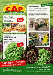 CAP-Markt: Angebote im Juli 2016