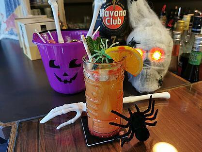 Closing mit einem kulinarischen Halloween-Spezial. Foto: om