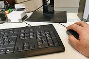 Vermehrte Aktivitäten von angeblichen Microsoft-Support-Mitarbeitern. Foto: om