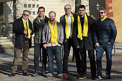 Die Kandidaten der FDP für die Ortschaftsratswahl 2019. Foto: pm