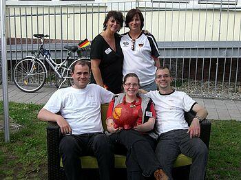 Sabine Marona, Horst Wiederhold, Petra Bath, Christine Gustai, Oliver Mächtlinger