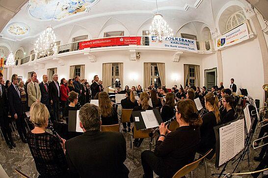 13 125 Jahre: Herbstempfang der BÜGDA - Die Bürgergemeinschaft Durlach und Aue veranstaltet den jährlich stattfindenden Herbstempfang in der Karlsburg. (94 Fotos)