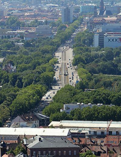 Stadt möchte vermehrt Geschwindigkeitsanzeigen aufstellen. Foto: cg