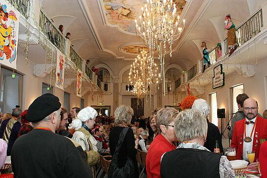 2011 - 33 Jahre Original Clownkapelle, Turnados bekommen Gold in Berlin und eine Durlacherin bei der Wahl zur Miss Germany. (60 Galerien)