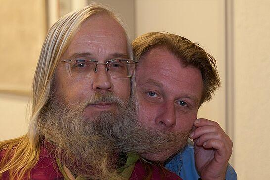 Carsten und Carsten - Durlach, Deine Carstens ;-) Zwei Carstens, oder das doppelte Carstenchen.