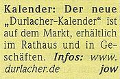 Wochenblatt - Das Journal für die Region | 19. Januar 2010
