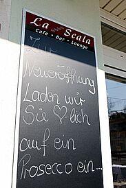 "Neueröffnung ""La Scala"". Foto: cg"