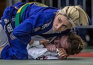 Brazilian Jiu-Jitsu. Foto: Needham/PSV
