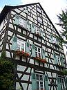 Das Üxküll'sche Haus. Foto: cg