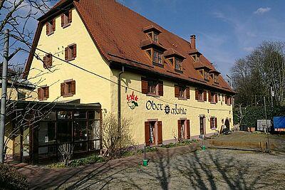 Das Pfinzgaumuseum zu Gast bei den NaturFreunden. Foto: om