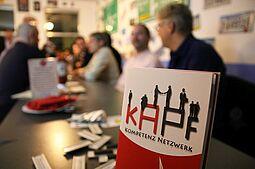 KA-PF-Abend mit GGG – Die Anwälte. Foto: cg