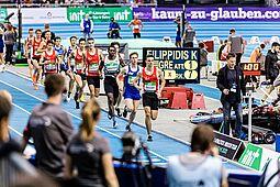 Leichtathletik der Spitzenklasse soll beim INDOOR MEETING Karlsruhe 2021 wieder zu sehen sein – für Fans allerdings nur am TV. Foto: cg