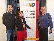 Mitgliederversammlung mit Neuwahlen 2021 der Bürgergemeinschaft Durlach und Aue. Foto: sade