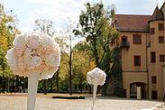Heiraten in Durlach: beliebt ist dabei die Karlsburg. Foto: cg