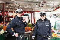 Neue Polizeiuniformen