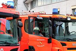 110.000 baden-württembergische Feuerwehrangehörige sind nun impfberechtigt. Symbolfoto: cg