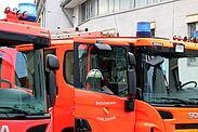 Feuerwehr Karlsruhe. Foto: cg