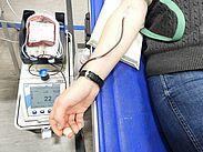 Jeder Einzelne ist wichtig bei der Spenderblut-Versorgung. Foto: pm