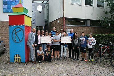 Filmprojekt von Durlacher Vereinen unterstützt. Foto: om
