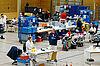 Viele Spendenwillige und Erstspender besuchten die Aktion in der Weiherhofhalle. Foto: pm