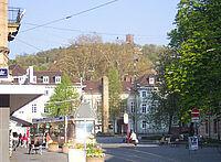 Pfinztalstraße Durlach