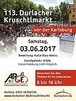 25 Jahre Kruschtlmarkt vor der Karlsburg