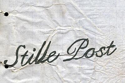 """""""Stille Post"""" - neue Ausstellung der zettzwo Produzentengalerie. Foto: zettzwo"""