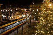 Weinachten mit der Bahn (Symbolbild). Foto: cg