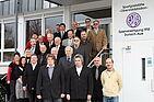Der Vorstand der Spielvereinigung Aue (cg)
