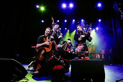 "Karten gewinnen: The Red Hot Chilli Pipers – ""Fresh Air"" - World Tour 2019. Foto: pm"