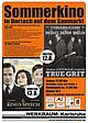 Sommerkino-Plakat 2011