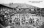 Badeanstalt Durlach, ca. 1910