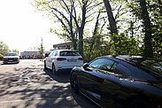 Auf dem Turmberg wurde am Wochenende seitens Polizei und Stadt mal genauer hingeschaut. Archivfoto: cg